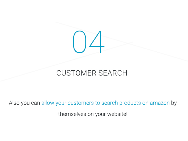 GutenSearch -  Amazon Affiliates Products Search and Embed - 3