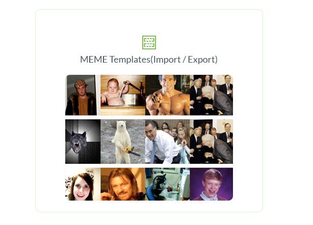 Ultimate Meme Generator - Plugin WordPress - 6