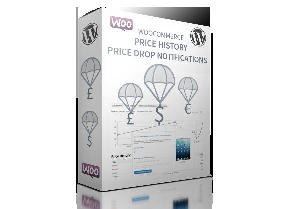 WooCommerce Price History / Price Alert Notifications - 2
