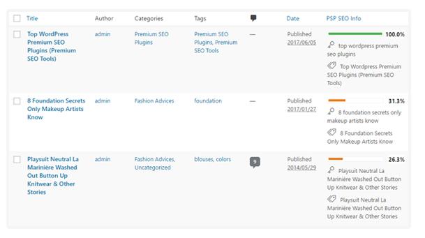 Premium SEO Pack – WordPress Plugin - 7