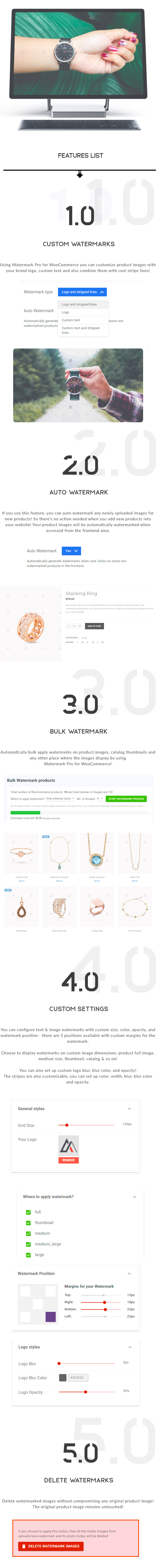 Watermark Pro for WooCommerce - 2