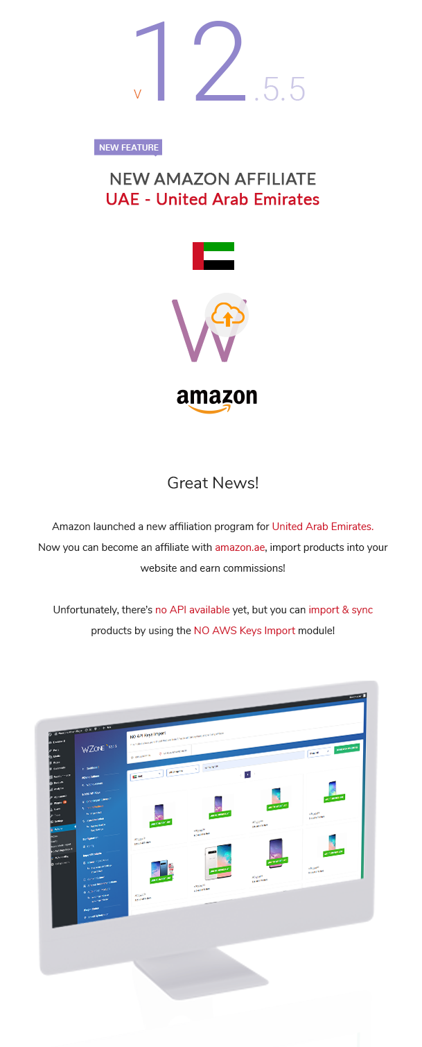 WooCommerce Amazon Affiliates - WordPress Plugin - 6