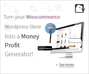 Turn your Woocommerce Wordpress Store Into Money Profit Sec more