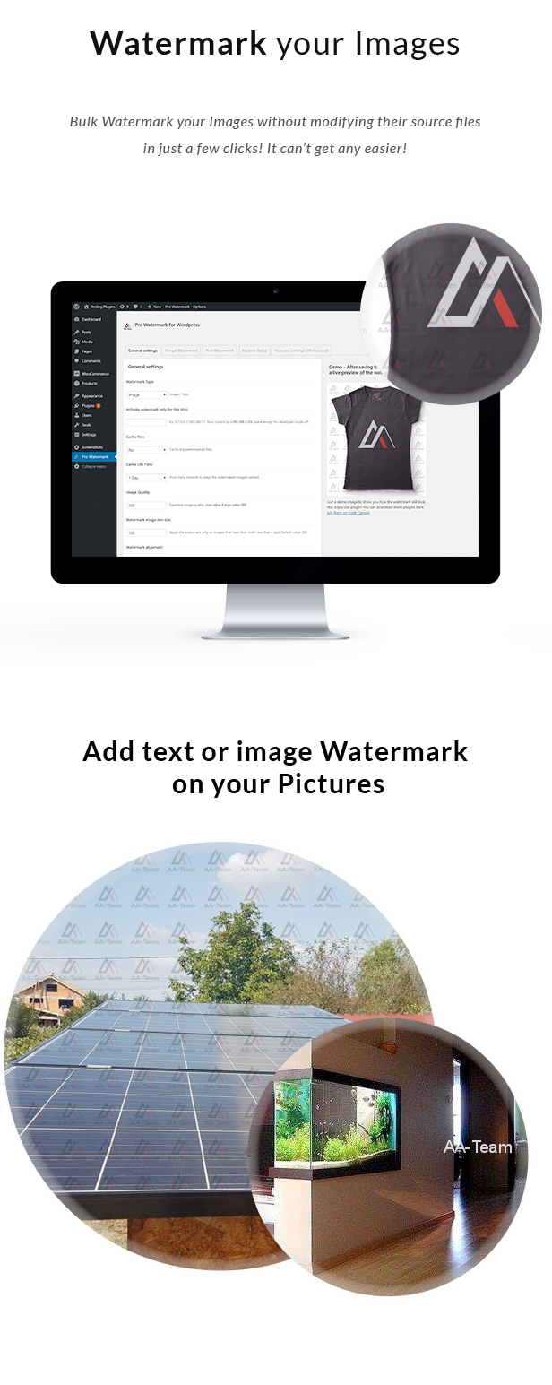 Pro Bulk Watermark Plugin for WordPress - 1 Pro Bulk Watermark Plugin for WordPress - watermark - Pro Bulk Watermark Plugin for WordPress
