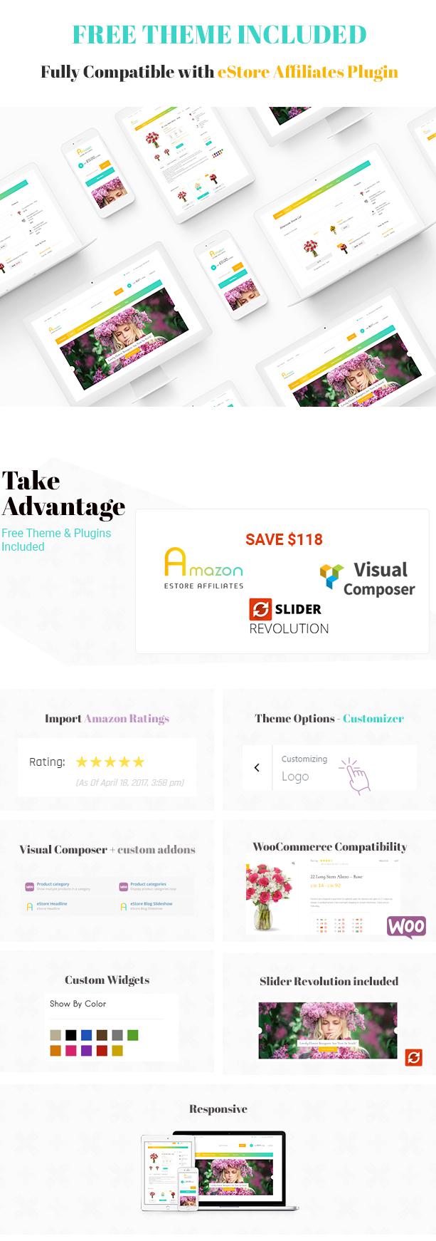 Amazon eStore Affiliates Plugin - 2 amazon estore affiliates plugin - estore theme - Amazon eStore Affiliates Plugin
