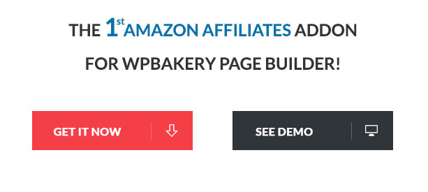 Amazon Affiliates Addon for WPBakery Page Builder (formerly Visual Composer) - 1 amazon affiliates addon for wpbakery page builder (formerly visual composer) - 1st - Amazon Affiliates Addon for WPBakery Page Builder (formerly Visual Composer)