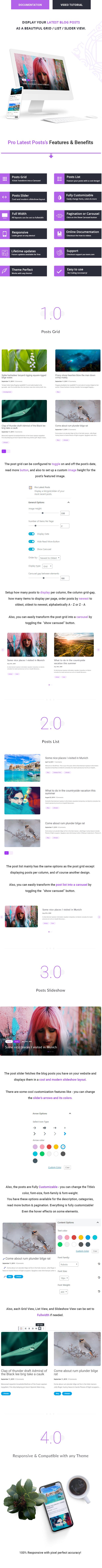 Pro Latest Posts Block WordPress Plugin - 1 postberg - latest posts block wordpress plugin - postberg - Postberg – Latest Posts Block WordPress Plugin