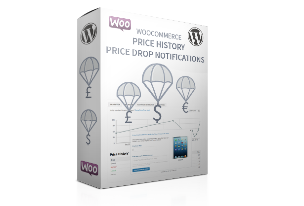 Woocommerce Price History/Price Drop Notifications 2