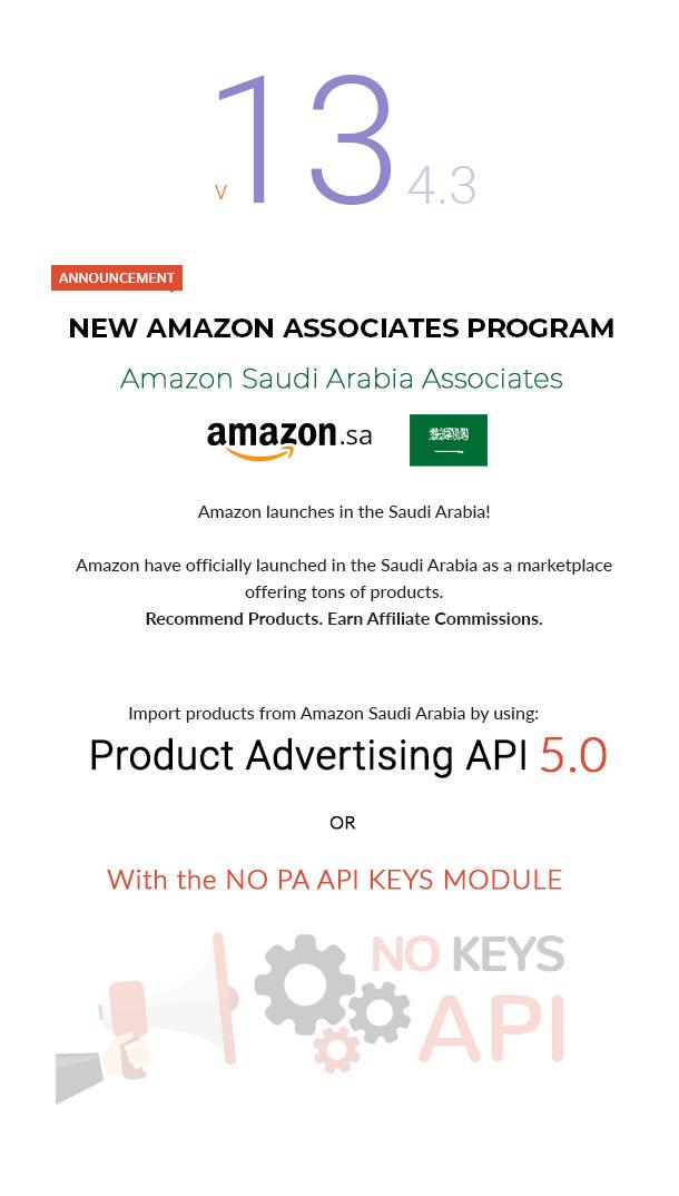 WooCommerce Amazon Affiliates - WordPress Plugin - 3