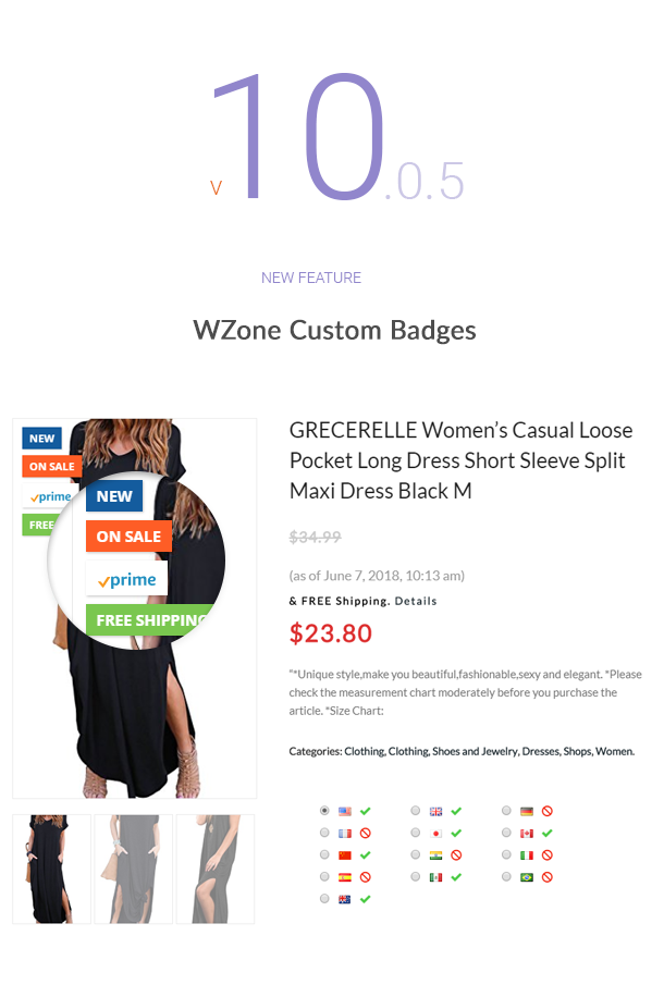 WooCommerce Amazon Affiliates - WordPress Plugin - 19